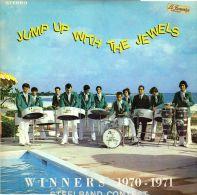 * LP *  DIVI-DIVI JUMPING JEWELS STEELBAND - JUMP UP WITH THE JEWELS (Aruba 1971 EX!!!) - Reggae