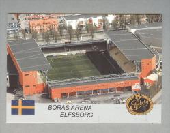BORAS...CALCIO....FOOTBALL ....STADIO..STADE...STADIUM...CAMPO SPORTIVO - Calcio