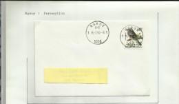 Oblitérations Postal  NAMUR 1 - 2 -  3 - 4 - 5 - Briefmarken