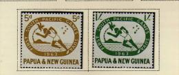 "Papouasie (1963)  - ""Sports"" Neufs** - Papouasie-Nouvelle-Guinée"