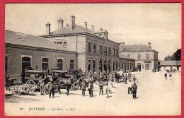 90 BELFORT - La Gare - Belfort - Ville
