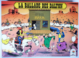 JEU DE PLATEAU ORLI JOUET 1978 - LUCKY LUKE - LA BALLADE DES DALTON - MORRIS - Livres, BD, Revues
