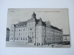 AK Österreich / Tschechien. 1914. Troppau. K. K. Post Und Telegraphendirektion Für Schlesien. Verlag Karl Miliczek - Tchéquie