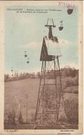 ORLHAGUET   Pylone Support Du Téléférique De La Carriere De Cantoinet EN L ETAT - Autres Communes