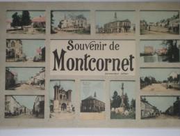 MONTCORNET - France