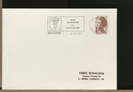FRANCE  -  AVOINE  -  CARMAUX - Briefe U. Dokumente