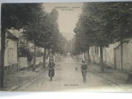 CREZANCY - France