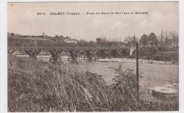 Golbey. Pont Du Saut-le-Cerf Sur La Moselle. - Golbey