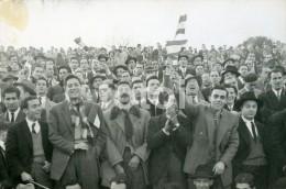1951 REAL PHOTO Claque SLB Benfica Versus FCP Porto Jogo Futebol Game Stadion Stade Stadio Stadium FOOTBALL PORTUGAL - Calcio
