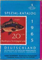 B002 Dietzel Spezial-Katalog Für Deutschland 1965 - Allemagne