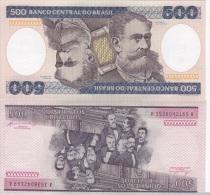 Brazil - 500 Cruzeiros P 200b UNC Ukr-OP - Brasilien