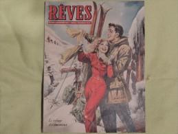 """Rêves"" - Revue - N° 286 - Décembre 1951 - Bücher, Zeitschriften, Comics"