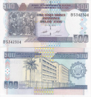 Burundi - 500 Francs 2013 UNC Ukr-OP - Burundi