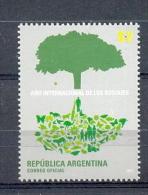 ARGENTINA SERIE 1v 2011 INTERNATIONAL FOREST YEAR * BOIS BOSQUES * MNH - Ungebraucht