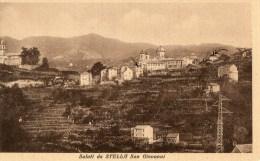 51Ab   Italie Saluti Da Stella San Giovanni - Savona