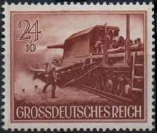 ALLEMAGNE DEUTSCHES III REICH 801 ** Militaria : Artillerie Canon Train Voie Ferrée - Germany