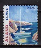 CEPT 2004 -Aaland -1v- Paper - MNH** - Europa-CEPT
