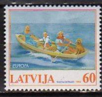 CEPT 2004 -Latvia / Lettland -1v -  Paper - MNH** - Europa-CEPT