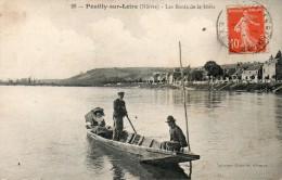 POUILLY SUR LOIRE LES BORDS DE LA LOIRE - Pouilly Sur Loire