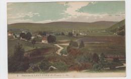 Saint-Etienne.  Panorama. - Saint Etienne De Remiremont