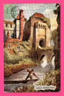 Kent - Leeds Castle - RAPHAEL TUCK & SONS - OILETTE - Illustrateur AVELING - 1907 - Tuck, Raphael