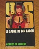 Livre Gérard De Villiers SAS N° 146 Le Sabre De Bin Laden 2002 Editions Malko - SAS