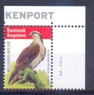 Belgie - 2011- OBP - **4090 - PL 2  - Visarend - Vogels - A.Buzin ** - Belgium
