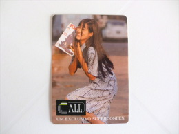 Fashion Moda Maconde SuperConfex Portugal Portuguese Pocket Calendar 1991 - Petit Format : 1991-00
