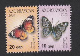 Az 0785-786 Azerbaijan Aserbaidschan 2010 - Azerbaïdjan