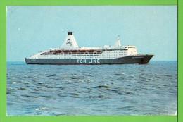 TOR LINE / TOR BRITANNIA NEAR FELIXSTOWE - Dampfer