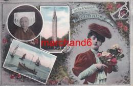 Charente Maritime Ile D Oleron Je Vous Envoie Ces Fleurs éditeur A Dupuy - Ile D'Oléron