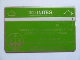 CHAD - L&G - 30 Units - 2nd Issue - 908C - Chad