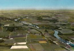 89 Pont Sut Yonne, Vue Generale , Carte Grand Format - Pont Sur Yonne