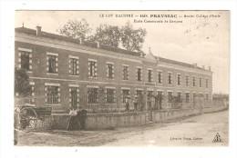 CPA : 46 - Payssac : Ancien Collège D' Istrie : Ecole Communale De Garçons - Other Municipalities