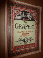 November 9, 1901 : THE GRAPHIC And ILLUSTRATED WEEKLY NEWSPAPER (Strand 190 London) - Magazines & Newspapers