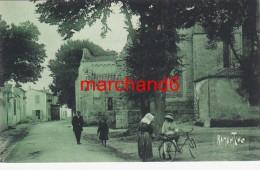 Charente Maritime Ile D Oleron Saint Georges éditeur Bergevin Ramuntcho - Ile D'Oléron