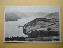 Le Lac Vyrnwy. - Montgomeryshire
