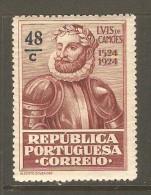 PORTUGAL    Scott  # 329*  VF MINT LH - 1910-... Republic