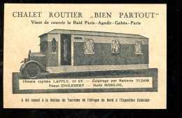 P2015/02/15  Chalet Routier Bien Partout - Trucks, Vans &  Lorries