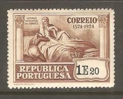 PORTUGAL    Scott  # 336*  VF MINT LH - 1910-... Republic