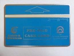 BERMUDA - L&G - 40 Units - 1989 Specimen