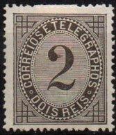 PORTUGAL - 2 R. De 1882/7 Neuf Dentelé 13.5 TB - 1862-1884 : D.Luiz I