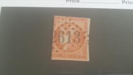 LOT 245542 TIMBRE DE FRANCE OBLITERE N�48 VALEUR 130 EUROS