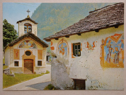 Capella Di Loreto, Bodio-Canco, Valle Calanca - TI Tessin