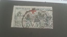 LOT 245609 TIMBRE DE FRANCE OBLITERE N�156 VALEUR 70 EUROS