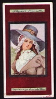 Petite Image (trade Card) Cigarettes John Player, « Miniatures », N*20, The Charming Muser, William Ward - Player's