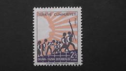 Turkey - 1981 - Mi:2588**MNH - Look Scan - 1921-... Republic