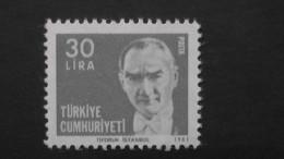 Turkey - 1981 - Mi:2578**MNH - Look Scan - 1921-... Republic