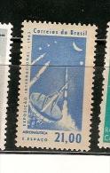 Brazil ** & Exposição Internacional De Aeronáutica E Espaço, São Paulo 1963  (171) - Ruimtevaart
