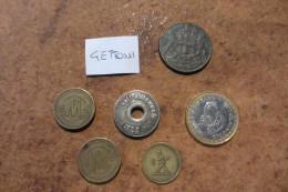 LOTTO VARI GETTONI HYDROSTAR_AUTOLAVAGGIO LAVAMI_ITALIA HYPROMAT - Monete